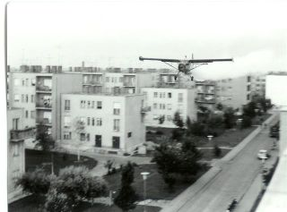 Legkorábbi légi-kémiai szúnyoggyérítés, Leninváros-1964.V.21.